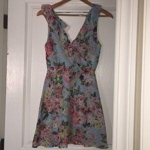 Darling spring dress